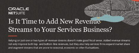 Is It Time to Add New Revenue Streams to Your Services Business?