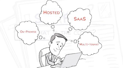 What is Cloud ERP?