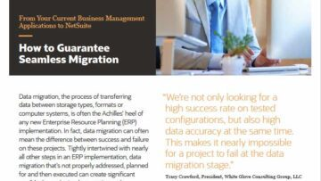 How to Guarantee Seamless Migration