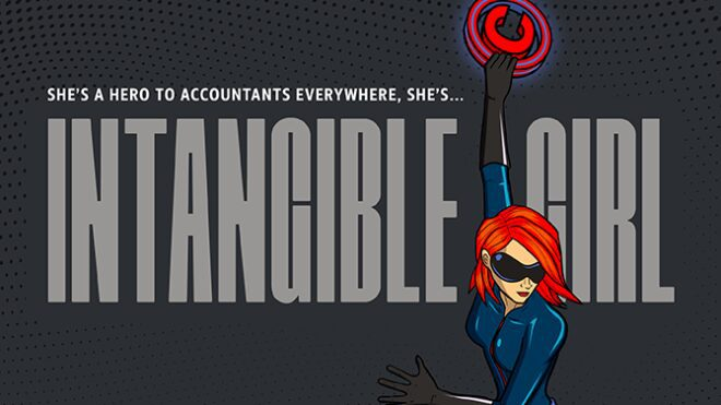 Intangible Girl: The Origin Story