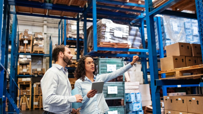 Control Inventory Costs with a Quality Management System